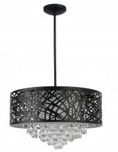 Gerrie Lighting Studio Items A91056MO - Lazer Drum Pendant