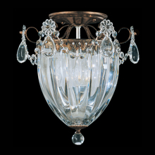 Schonbek 1242-23 - Bagatelle 3 Light 110V Close to Ceiling in Etruscan Gold with Clear Heritage Crystal