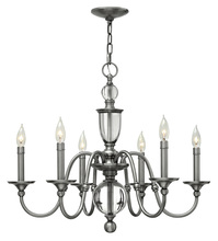 Hinkley Canada 4956PL - CHANDELIER ELEANOR