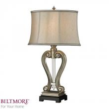 Dimond D2403 - One Light Silver Leaf Table Lamp