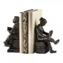 Cyan Designs 03071 - Boy and Girl Bookends